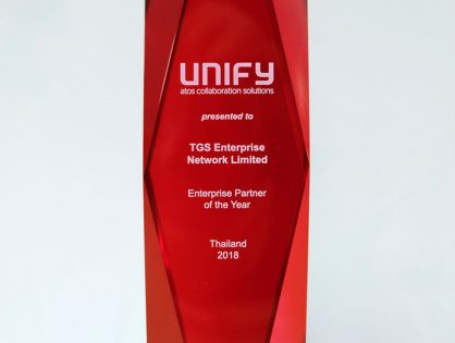Thailand - Unify Enterprise Partner of the Year 2018